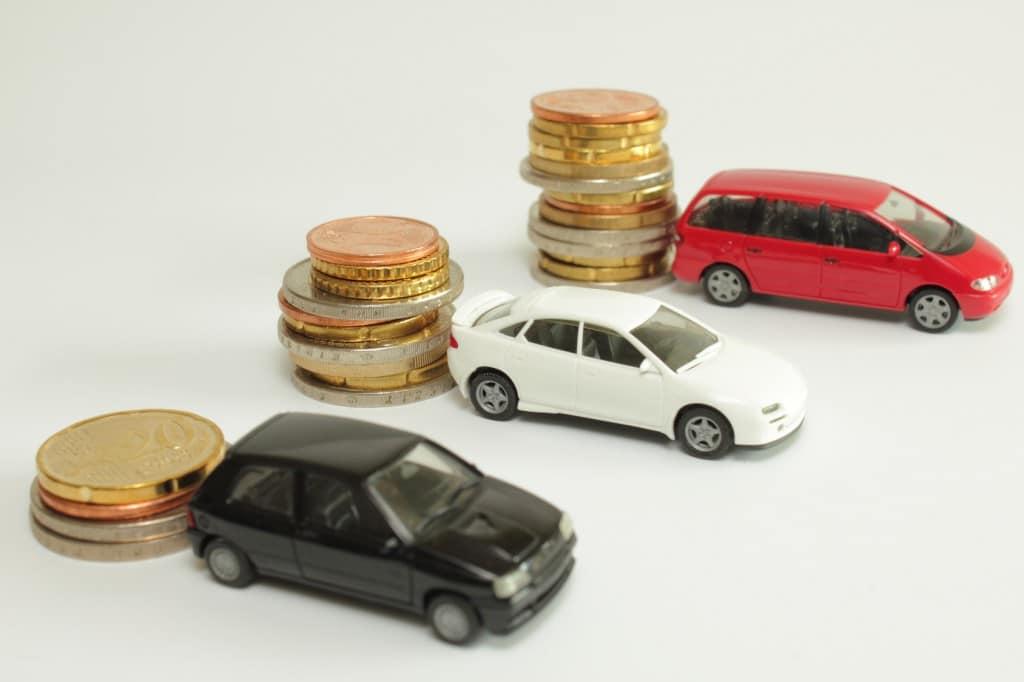 Günstige Zweitwagenversicherung
