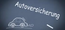 Autoversicherung Tarifvergleich
