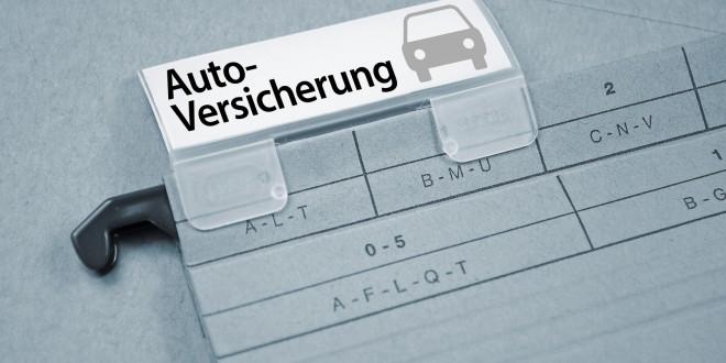 Autoversicherung abschließen