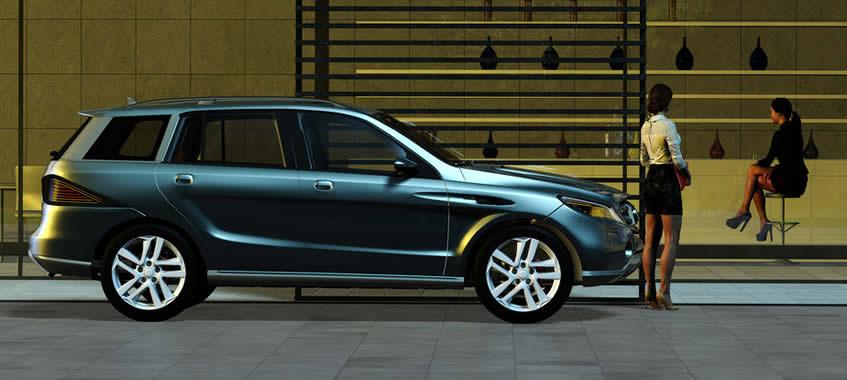 SUV (Geländewagen): Vorteile & Nachteile für Stadtbewohner